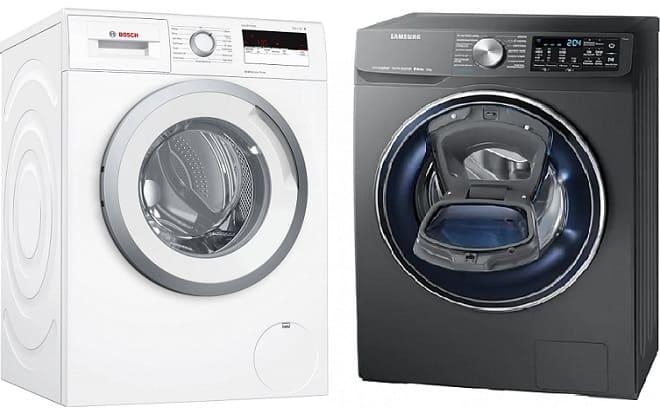Какая стиральная машина лучше для дома Самсунг или Бош