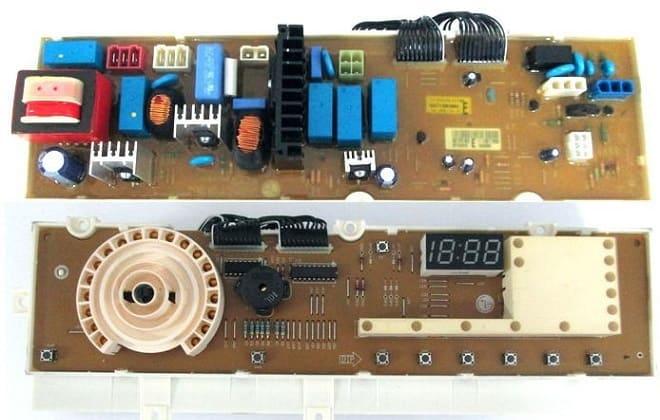 Модуль управления стиралкой