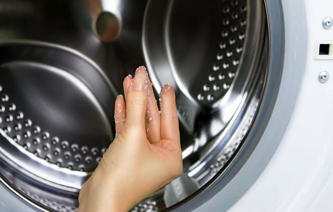 Налет в стиральной машине