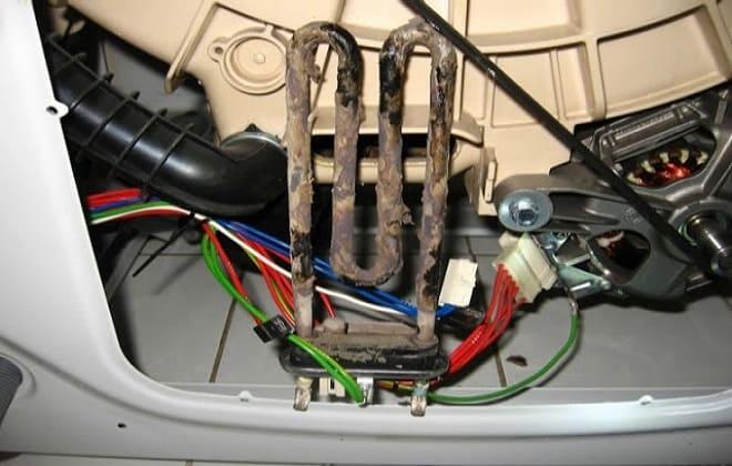 Самостоятельная замена ТЭНа в стиральной машине Индезит