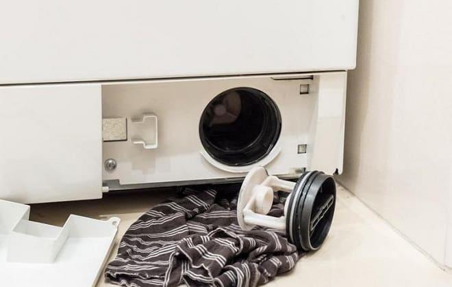 Сливной фильтр стиралки