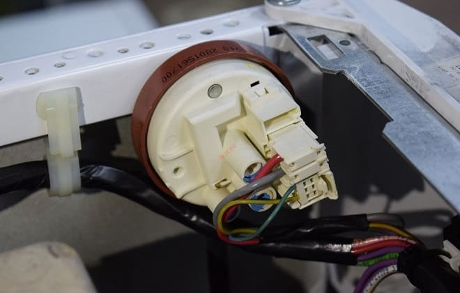 Замена прессостата в стиральной машине