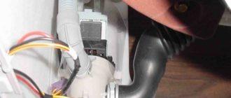 Замена сливного насоса в стиральной машине LG своими руками