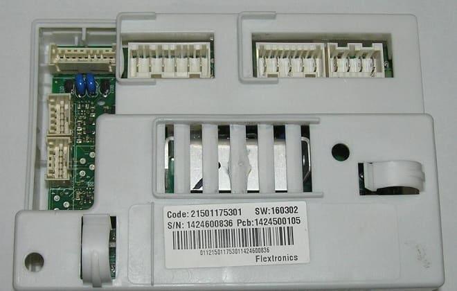 Электронный модуль стиралки Индезит
