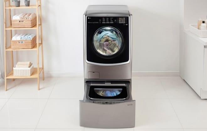 Стиральная машина LG Twin Wach